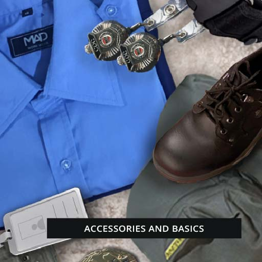 Accessories and basics