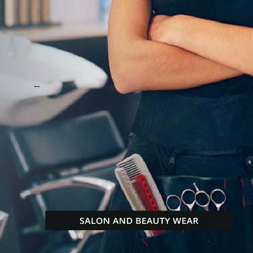 Salon and Beauty Wear