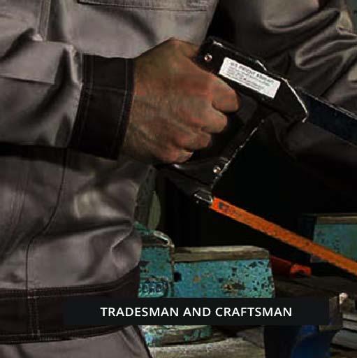 Tradesman and Craftsman